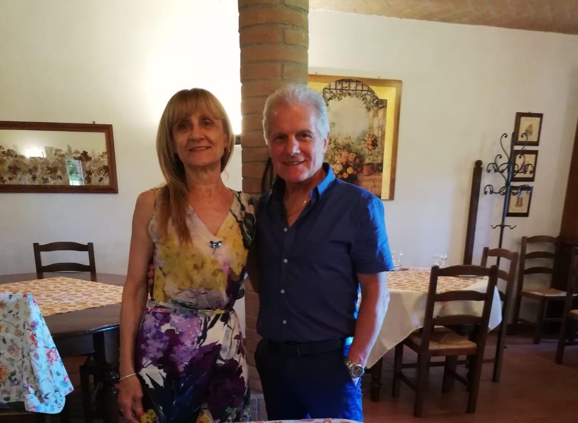 Olivia e Ugo